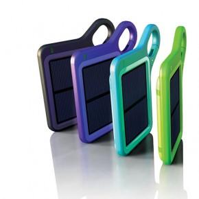 Mor-Power: batería solar para celulares