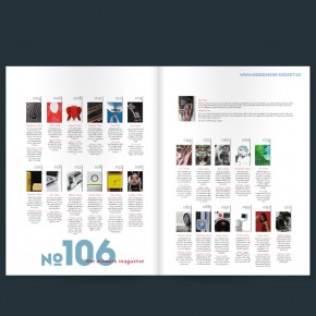 Revista: Designers Digest 106