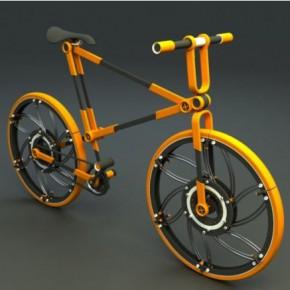ECO Bike: sostenibilidad compacta