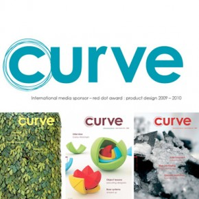 Curve Magazine: revista de diseño en Australia