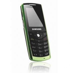 E200 Eco: teléfono de maíz, arepa-phone