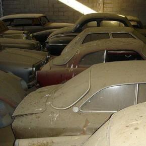Mito: carros misteriosos encontrados en Portugal