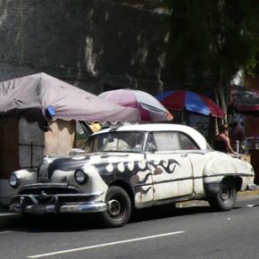 En las calles de Caracas: Baralt vintage