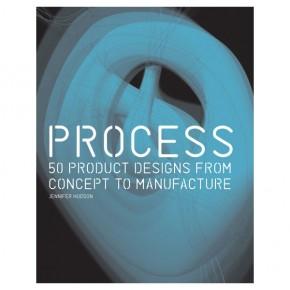 Libro: Process, 50 productos desde el concepto hasta la producción