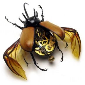 Insectos: retro entomología