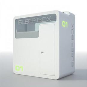 Sleep Box: la siesta en espera