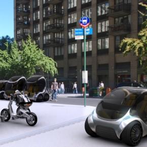 1er Premio Buckminster Fuller Challenge: sistema sostenible de movilidad personal