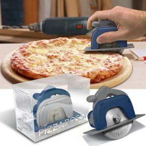Gadget: carpintería para las pizzas