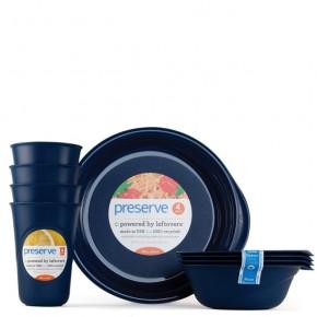 Preserve: desechable, reusable y 100% plástico reciclado