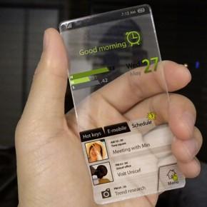 Window Phone: la transparencia llega a los celulares