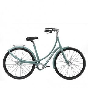 Bicicleta femenina: objeto sencillo, con alta tecnología