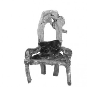 Arborsculpture: sillas verdes, prototipos al natural
