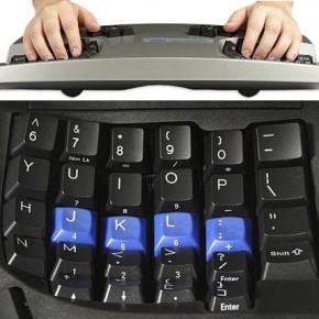 Kinesis: ergonomía en teclados