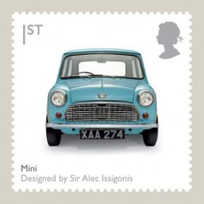 Objetos en el correo: íconos del diseño