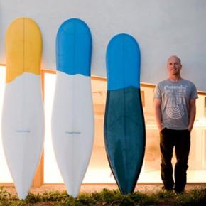 Innovación en tablas de surf: longboard rápido