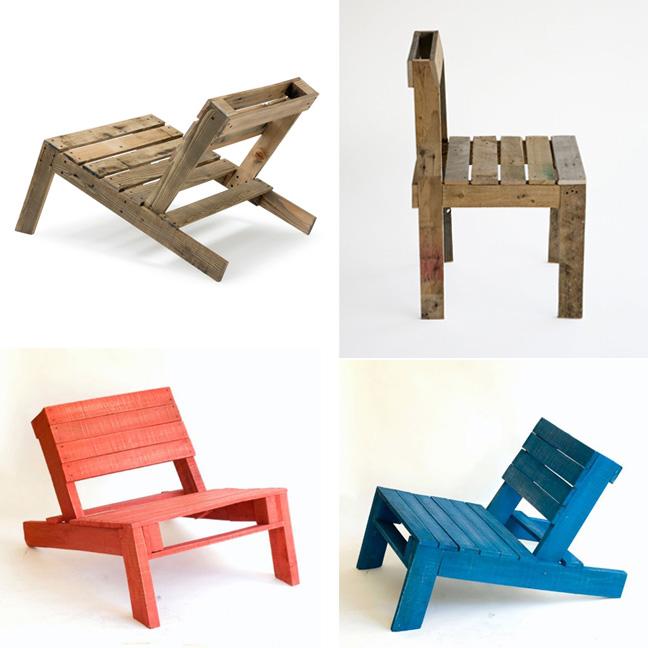 Mobiliario con palets el proyecto es el ensamble di - Mobiliario con palets ...