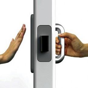 Abrir una puerta: interfaces cotidianas o formas brutas