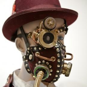 SteamPunk: objetos de un futuro que no llegó