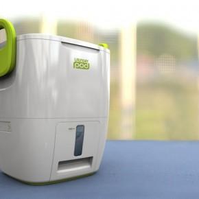 LaundryPOD: lavar ropa como lavar lechugas
