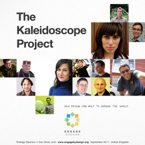 The Kaleidoscope Project: Futuro + Sostenibilidad + Diseño