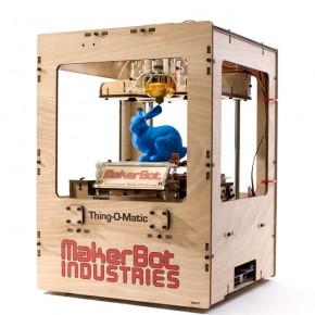 Thing-O-Matic®: democratización del 3D printing