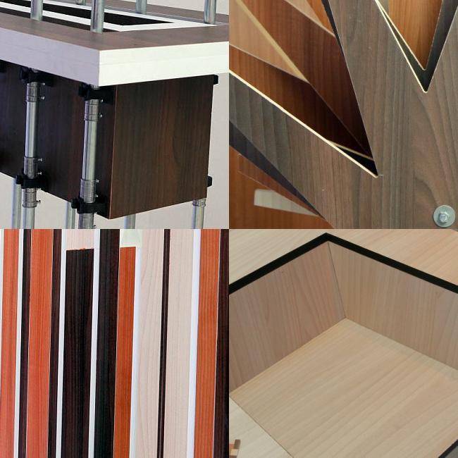 Materiales y dise o melamina masisa by c4 di conexiones - Materiales de muebles ...