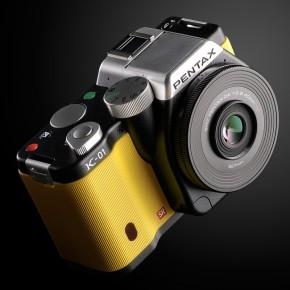 Marc Newson + Pentax k-01: fotografía en objetos modernos