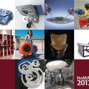 NoMATERIA 2012: 10 Productos y 7 Proyectos de diseñadores venezolanos