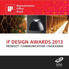 Inscrições abertas: iF Design Awards 2013, Brasil