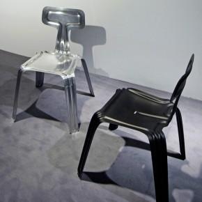 ENERO Pressed Chair: estampado de sillas y otros objetos. Harry Thaler