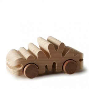 100% TubeUs: 100 diseñadores haciendo juguetes de madera