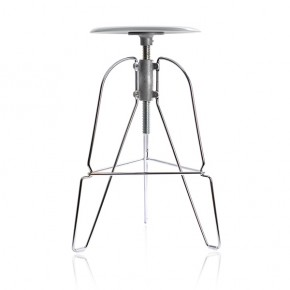 Covey Model Six Stool: un taburete artesanal moderno