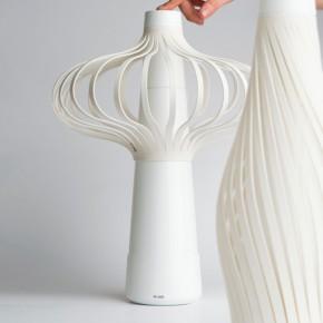 Fan Flow: ventilador que colapsa las aspas, de Simona Hruskova