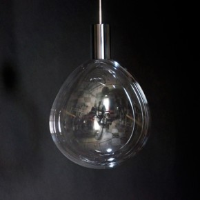 Tensión Superficial: burbujas de jabón como pantalla de una lámpara