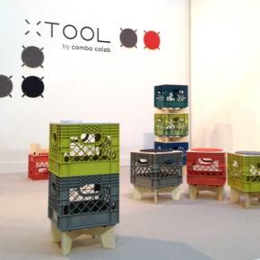 xTool en Milán: el proyecto de Mateo Pintó y Carolina Cisneros en el Salón Satélite