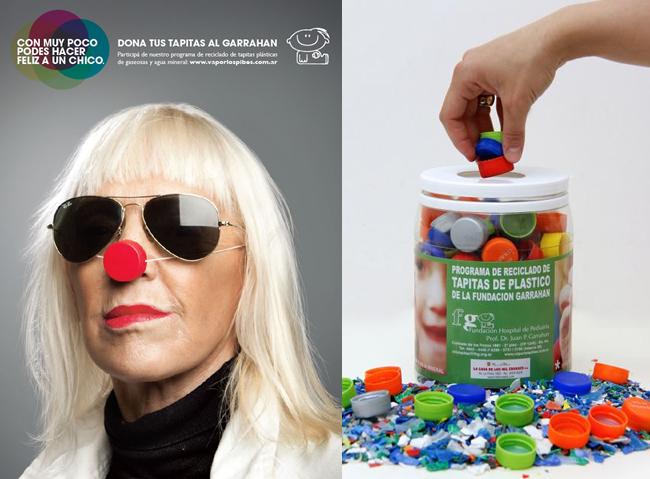 Tapas de pl stico la industria de la solidaridad di for Tapas de plastico