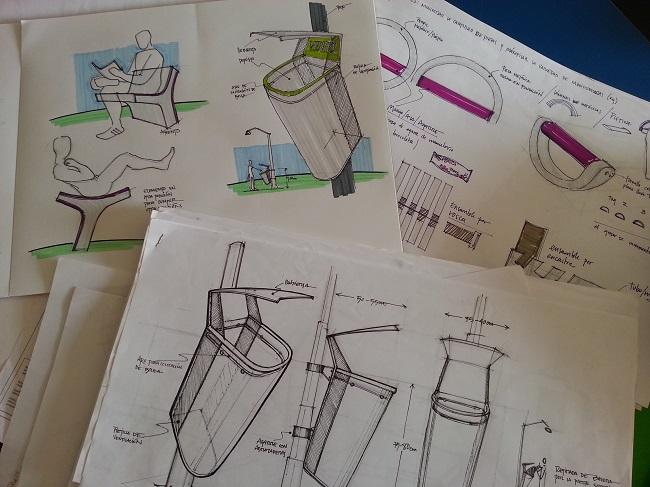 Dise o de producto la representaci n gr fica en el dise o for Arquitectura o diseno industrial