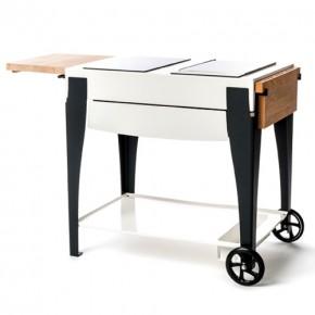 Mobi Cook: un trolley con cocina de inducción