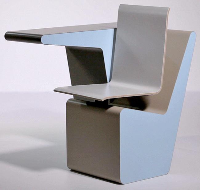 Silla sideseat repensando el mobiliario de oficina di for Diseno industrial mobiliario