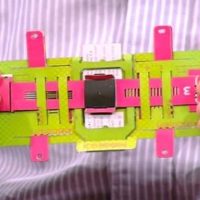 Foldscope: microscopio de cartón que cuesta $1