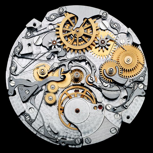 Movimientos anatom a de relojes fotograf as de guido - Mecanismos de reloj de pared ...