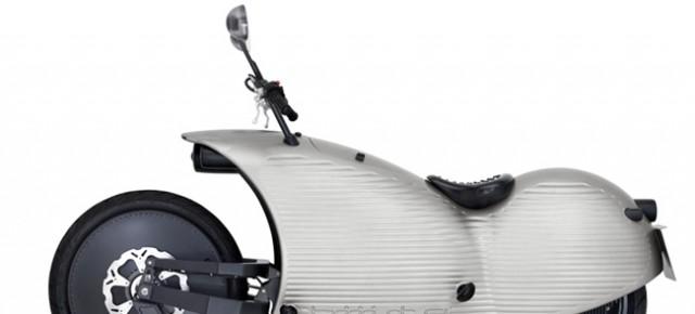 Johammer: alta velocidad en una motocicleta eléctrica, retrofuturismo sobre ruedas