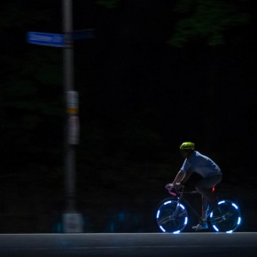 Projecto AURA: iluminación en bicicletas, de la idea al producto