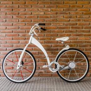 Gi Bike: una bicicleta para andar, llegar y estar