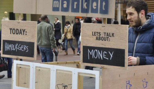 El Otro Mercado: diálogo como moneda para el comercio