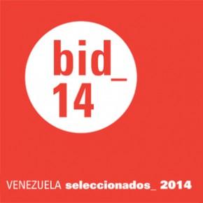 Para la BID_14: seleccionados 23 proyectos de diseñadores venezolanos