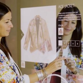 Rebecca Minkoff: experiencia digital dentro de la tienda