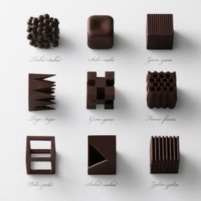 Chocolatexture: Nendo, diseñador del año de Maison&Objet París 2015