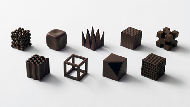 Chocolatexture nendo dise ador del a o de maison objet for Maison de objet