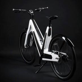 Leaos: la bicicleta urbana que usa energia solar